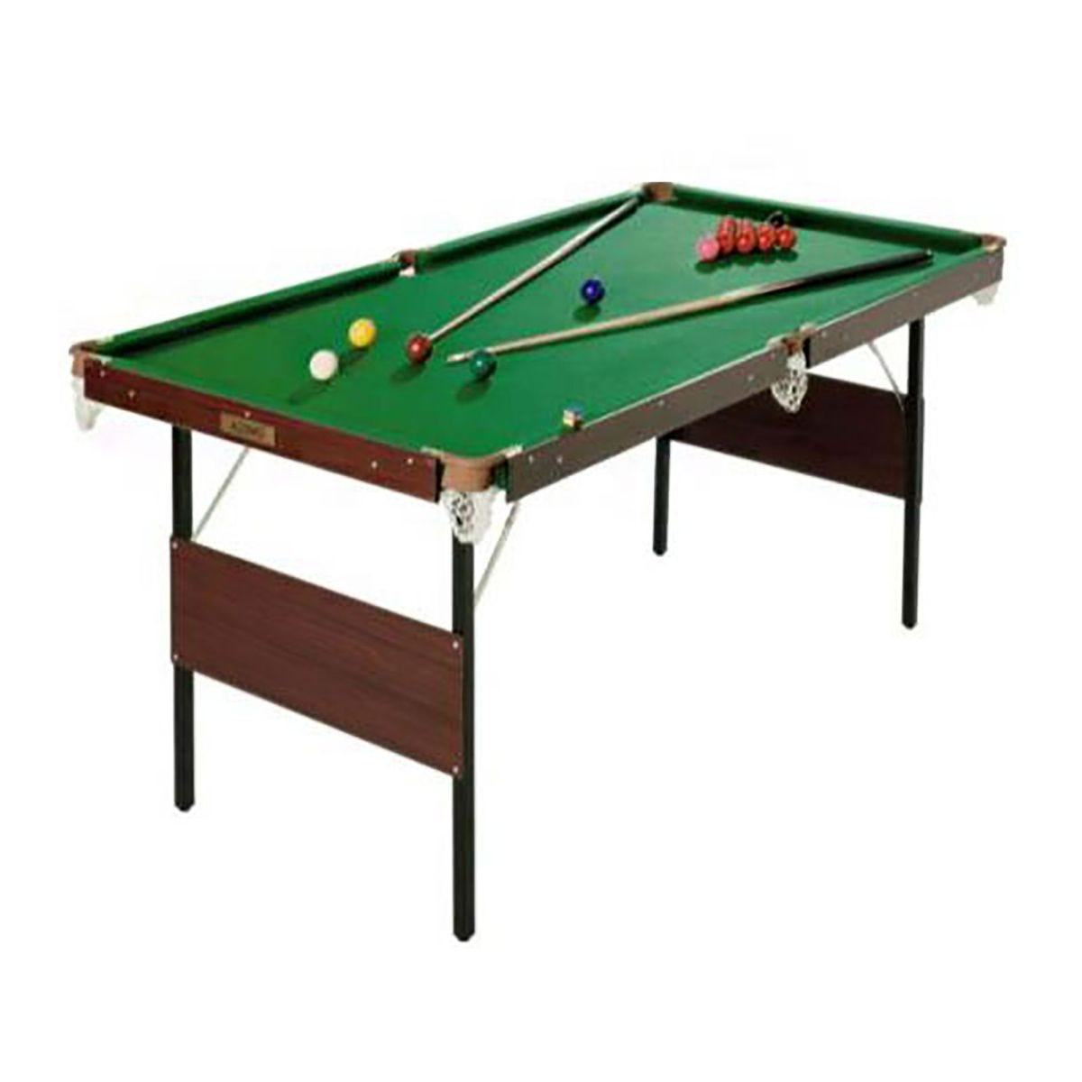 Charles Bentley 4ft 6in Snooker and Pool Table